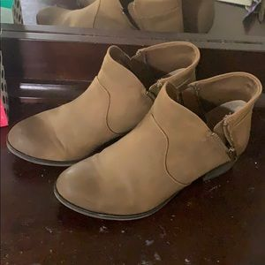 Abby Ankle Booties